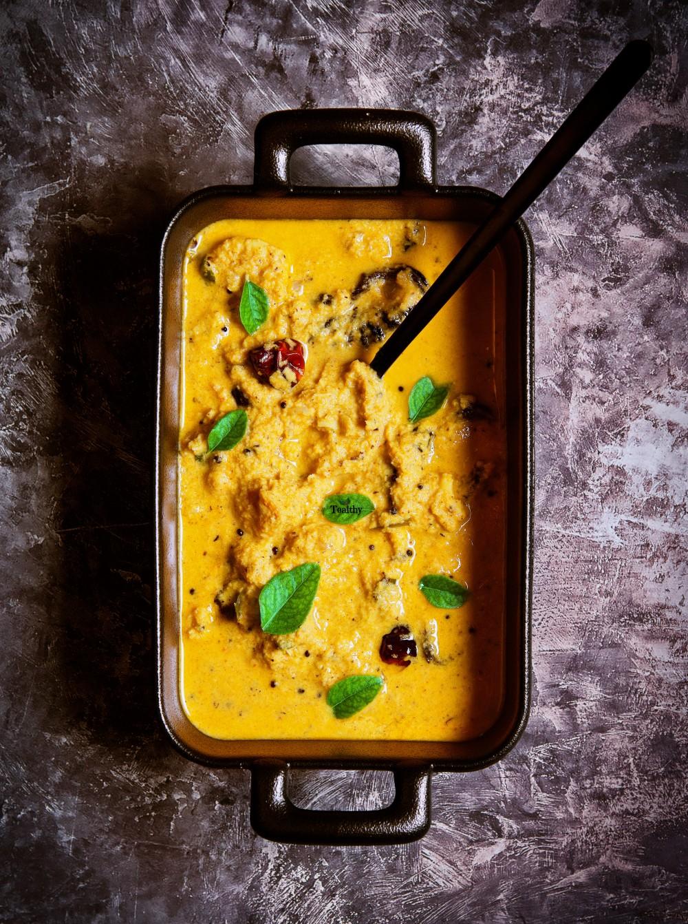 BLOG Prawn curry