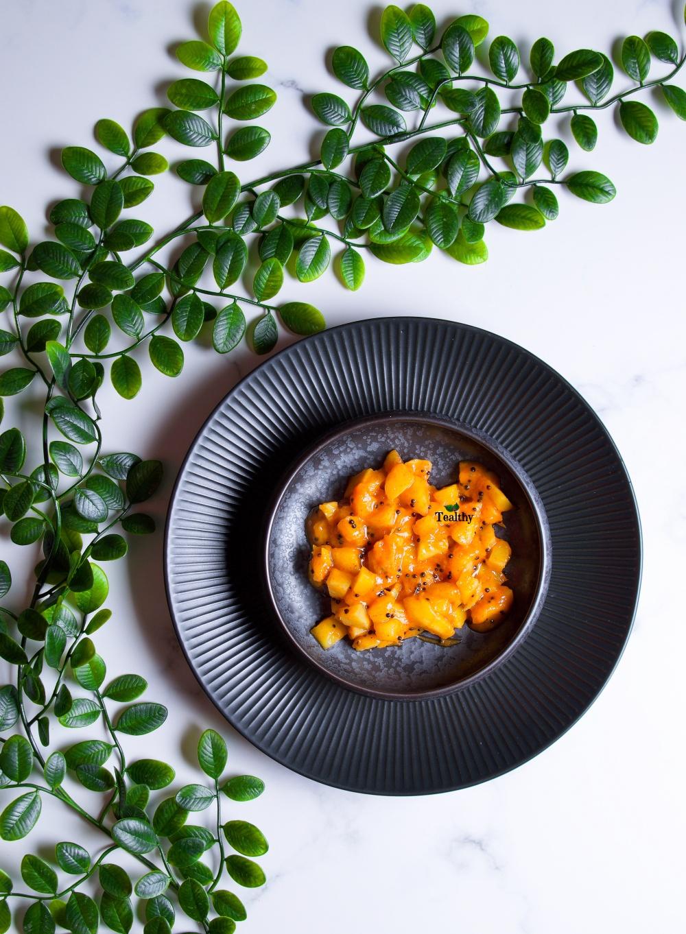 Indraunty recipe mango WM